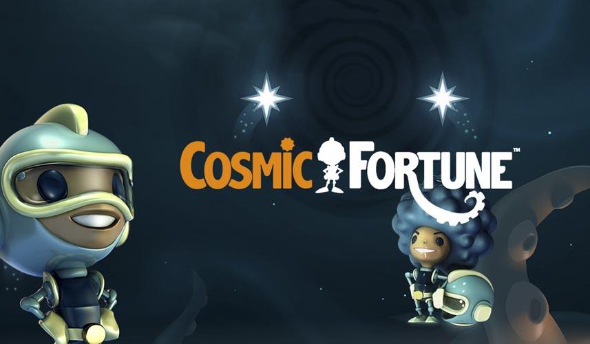Cosmic Fortune automat
