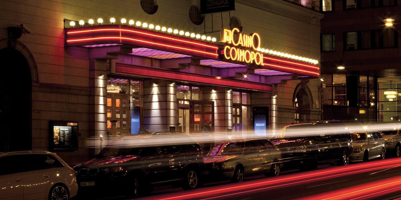 Myndighetene har enerett på landbaserte casino.