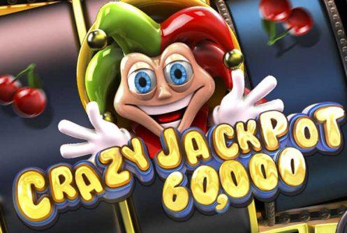 Crazy Jackpot 60000 automat