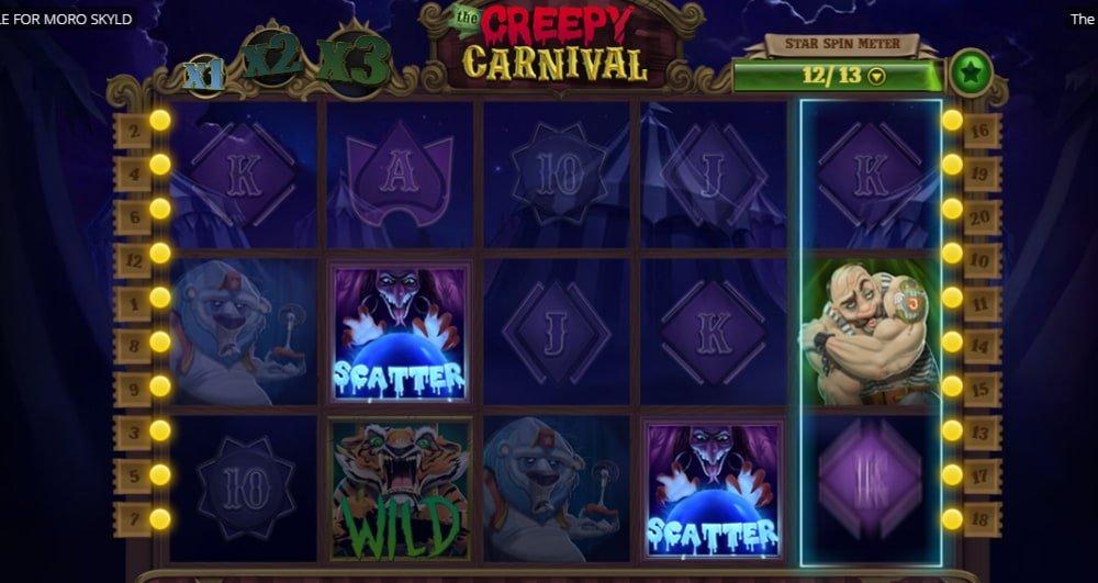 Creepy Carnival Bonus