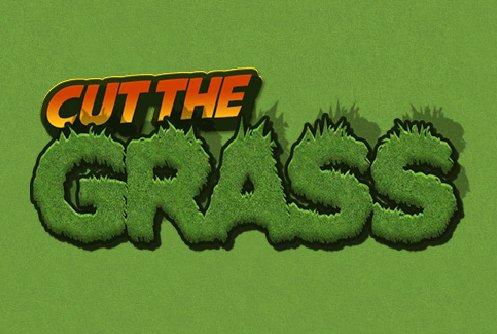 Cut the Grass logo