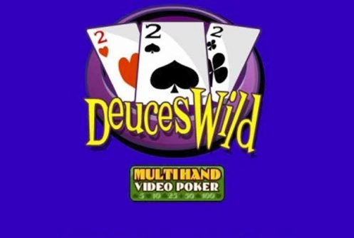 Deuces Wild Betsoft