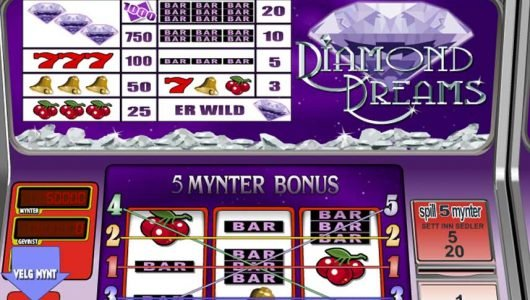 Diamond Dreams automat
