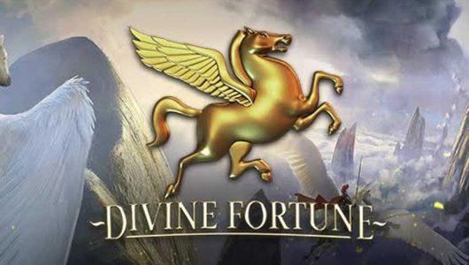 Divine Fortune automat