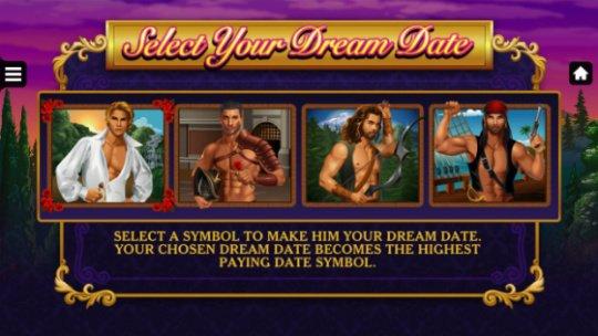 Hjelp kvinnen med å finne drømmemannen.