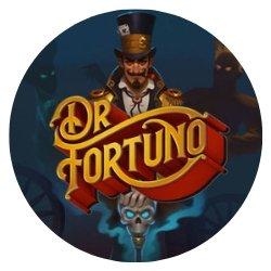 Dr Fortuno - rundt bilde.