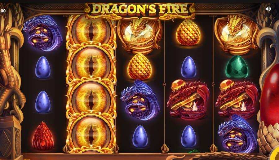 Dragon's Fire Spill
