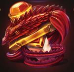 Dragon's Fire Symboler