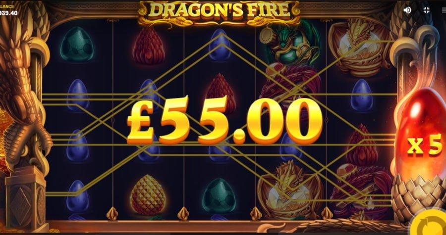 Dragon's Fire Vinn