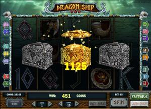 Dragon Ship Bonusspill