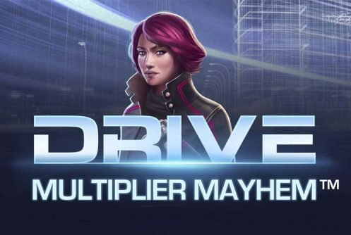 Drive Multiplier Mayhem automat