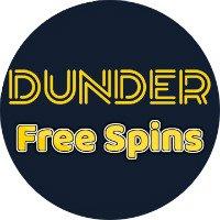 Få freespins hos Dunder Casino.