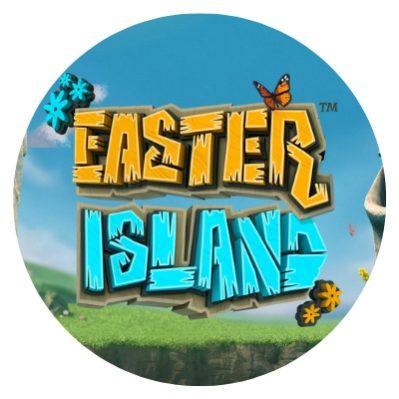 EASTER ISLAND - rundt bilde.