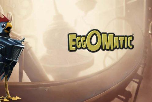 Eggomatic automat