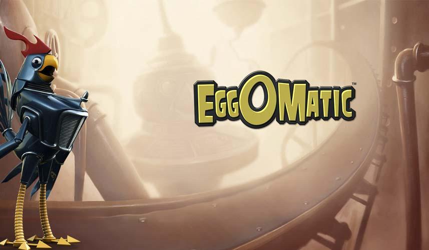 Eggomatic-slot