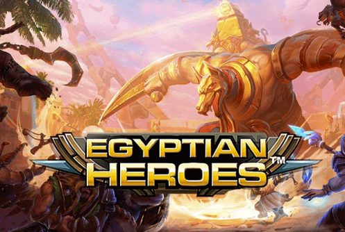 Egyptian Heroes automat