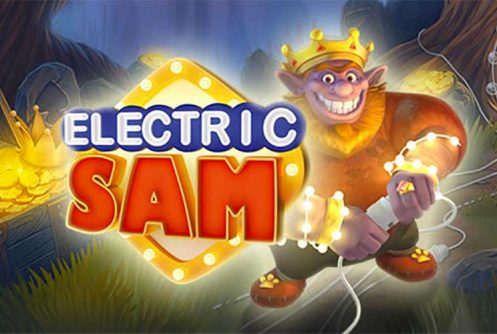 Electric Sam online slot spilleautomat