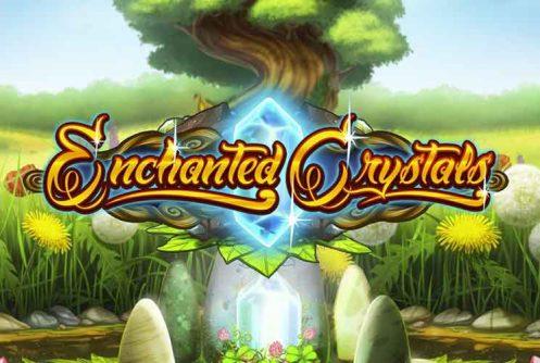 Enchanted Crystals automat