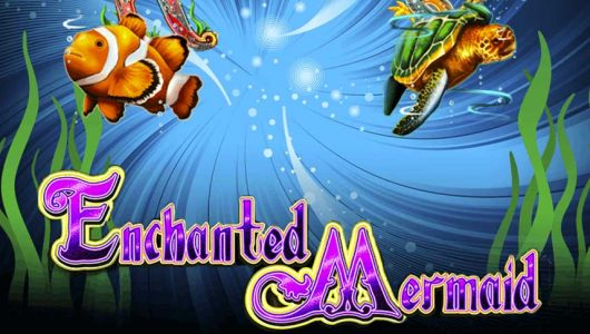 Enchanted Mermaid automat