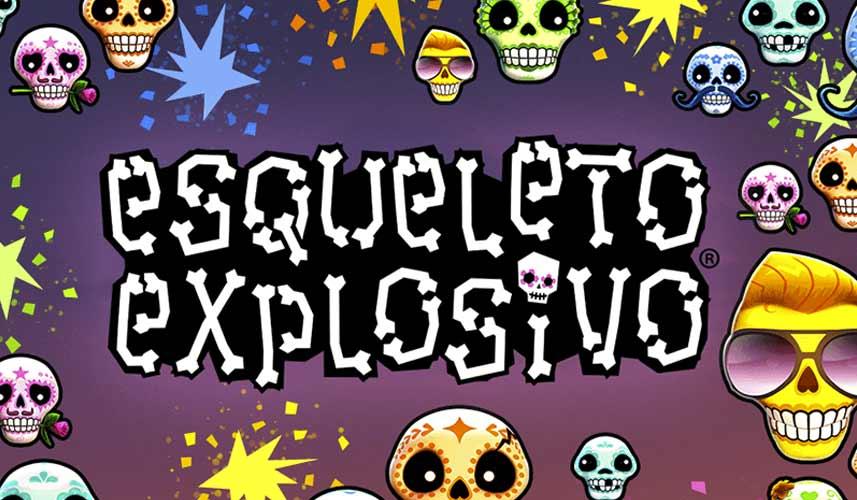 Esqueleto Explosivo automat