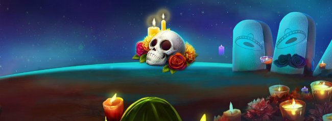 "Opplev ""Dødens Dag"" i dette spillet."