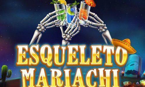 Esqueleto Mariachi er et nytt spill fra Red Tiger.