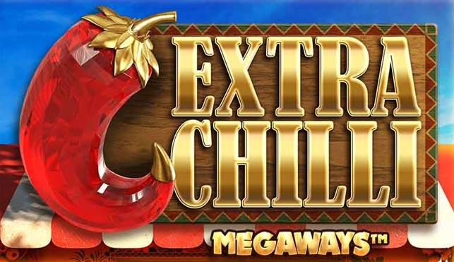 Extra Chilli Megaways Spilleautomat