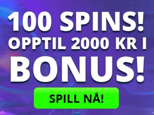 ExtraSpel Casino Norge bonus