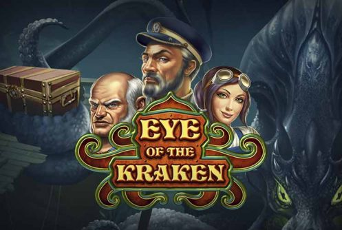 Eye of the Kraken automat