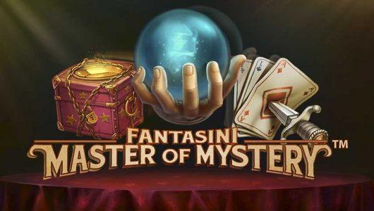 Fantasini Master of Mystery automat