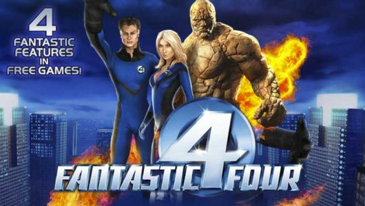 Fantastic 4 automat