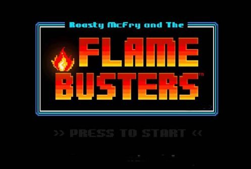 Flam Busters online slot
