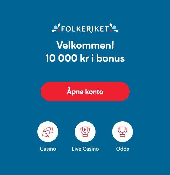 Folketriket bonus