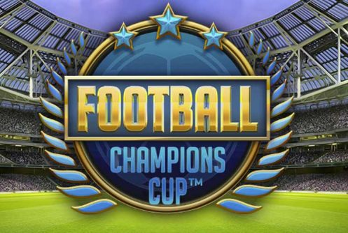 Football Champions Cup automat