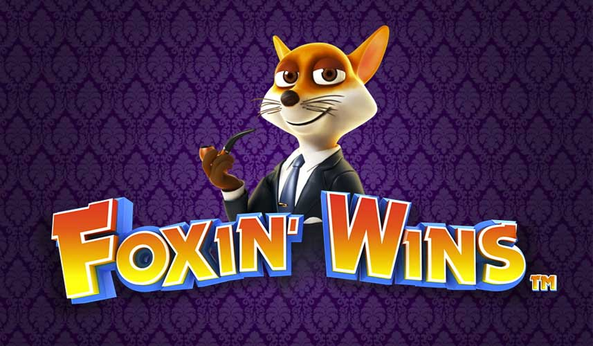 Foxin Wins automat