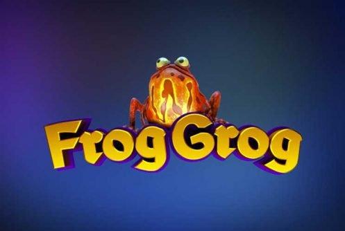 Frog Grog automat