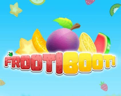 Frooti Booti logo