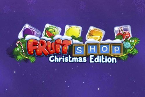 Fruit Shop Christmas Edition automat