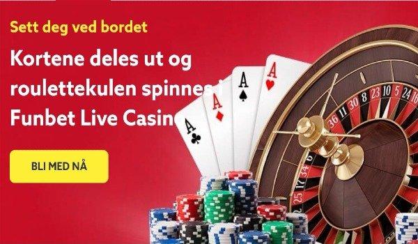 Funbet casino live casino