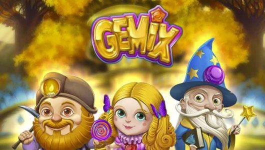 Gemix automat
