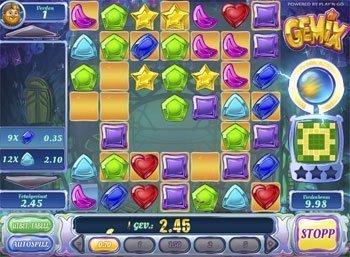 Gemix-spilleautomat