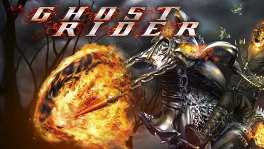 Ghost Rider automat