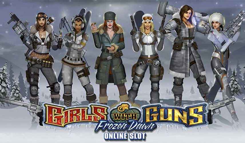 Girls With Guns Frozen Dawn automat