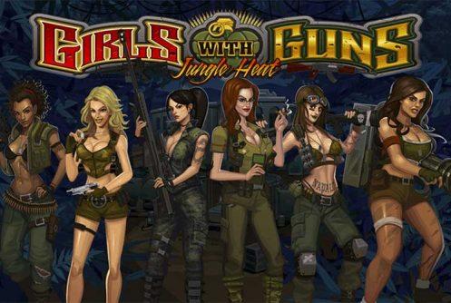 Girls With Guns automat