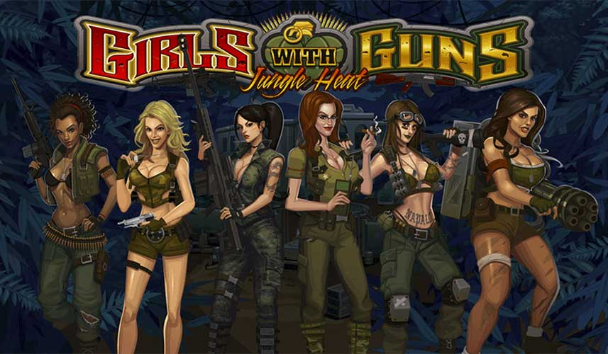 Girls With Guns automat