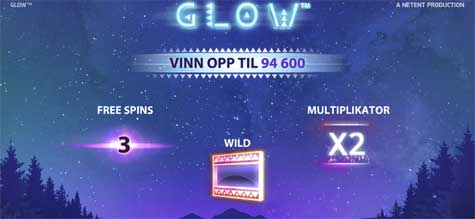 Glow-banner