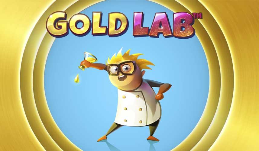 Gold Lab automat