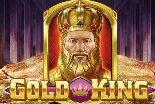 Spill Gold King på nettcasino.