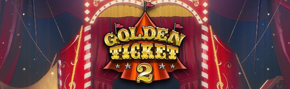 Golden Ticket 2 spill