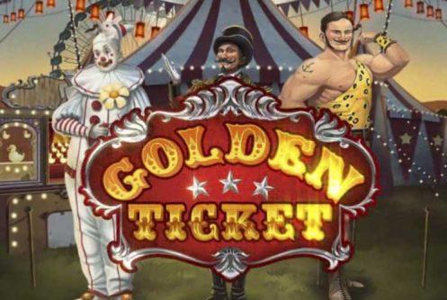 Golden Ticket automat